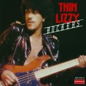 Thin Lizzy альбом Rockers