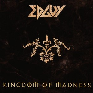 Edguy альбом Kingdom of Madness
