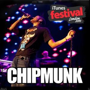 Chipmunk альбом iTunes Festival: London 2010