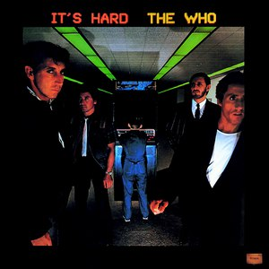 The Who альбом It's Hard