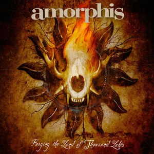 Amorphis альбом Forging the Land of Thousand Lakes