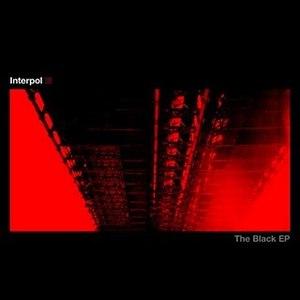 Interpol альбом The Black EP