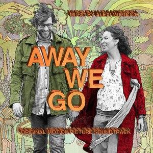 Alexi Murdoch альбом Away We Go
