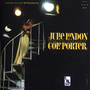 Julie London альбом Sings The Choicest Of Cole Porter
