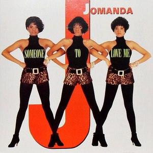 Jomanda альбом Someone To Love Me