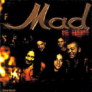 Mad альбом En llamas