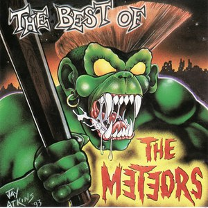The Meteors альбом The Best of the Meteors