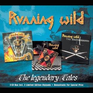 Running Wild альбом The Legendary Tales