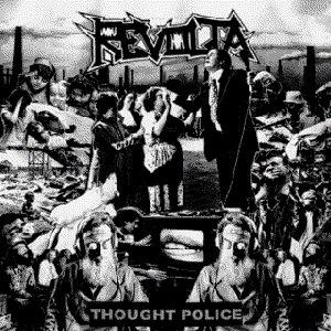 Revolta альбом Thought Police