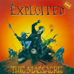 The Exploited альбом The Massacre (Special Edition)