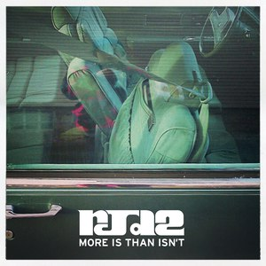 RJD2 альбом More Is Than Isn't