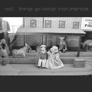 RJD2 альбом Things Go Better Instrumentals