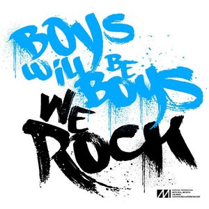 Boys Will Be Boys альбом We Rock EP
