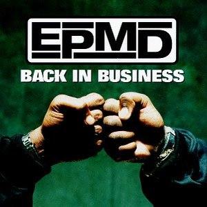 EPMD альбом Back In Business