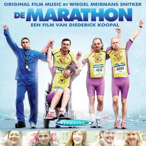 Wiegel Meirmans Snitker альбом De Marathon (Original Film Music)
