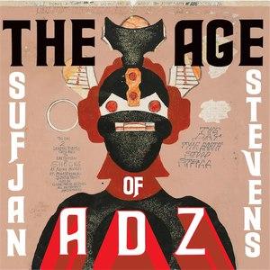 Sufjan Stevens альбом The Age of Adz