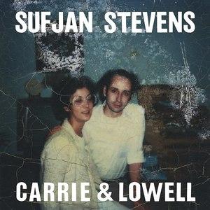 Sufjan Stevens альбом Carrie & Lowell