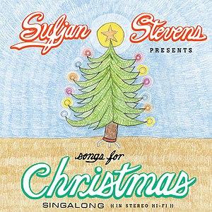 Sufjan Stevens альбом Songs For Christmas