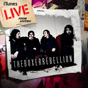 The Boxer Rebellion альбом iTunes Live from London