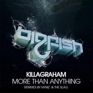 KillaGraham альбом More Than Anything