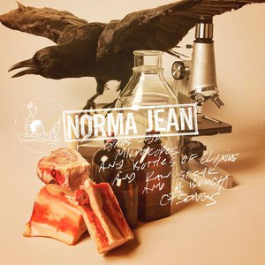 Norma Jean альбом Birds And Microscopes And Bottles Of Elixirs And Raw Steak And A Bunch Of Songs