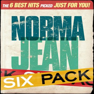 Norma Jean альбом Six Pack - Norma Jean - EP