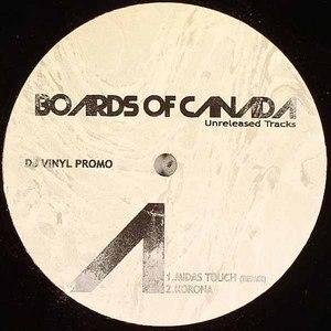 Boards of Canada альбом Unreleased Tracks