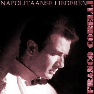 Franco Corelli альбом Napolitaanse Liederen