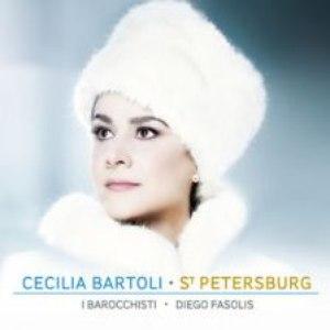 Cecilia Bartoli альбом St. Petersburg