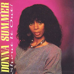Donna Summer альбом Shout It Out