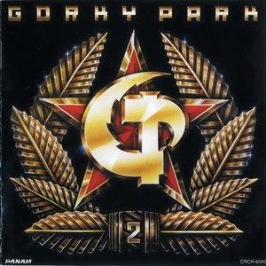 Gorky Park альбом Gorky Park 2