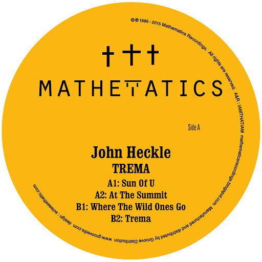 John Heckle альбом Trema