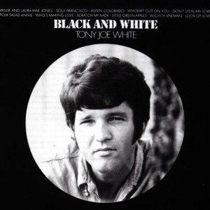 Tony Joe White альбом Black and White