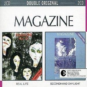 Magazine альбом Real Life / Secondhand Daylight