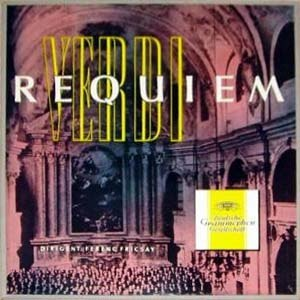 Giuseppe Verdi альбом Messa Da Requiem