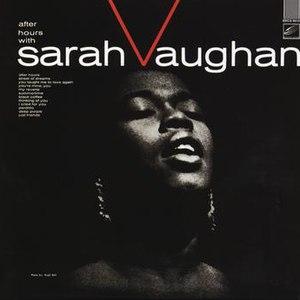 Sarah Vaughan альбом After Hours