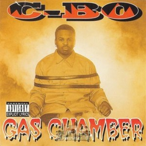 C-Bo альбом Gas Chamber