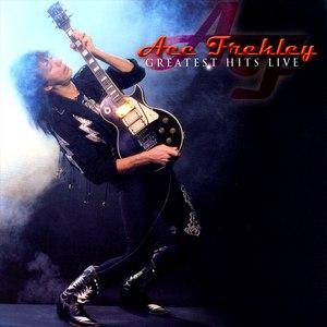 Ace Frehley альбом Greatest Hits Live