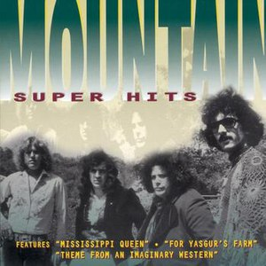 Альбом Mountain Super Hits