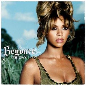 Beyoncé альбом B'Day