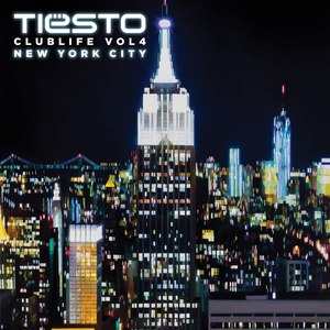 Tiësto альбом Club Life, Vol. 4 - New York City