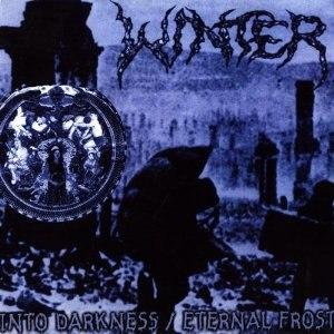 Winter альбом Into Darkness - Eternal Frost