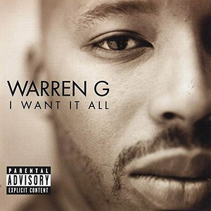 Warren G альбом I Want It All