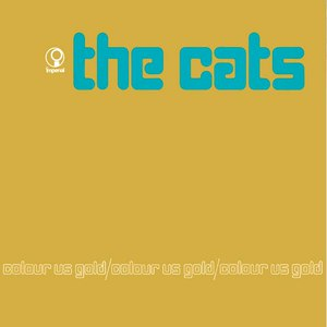 The CATS альбом Colour Us Gold