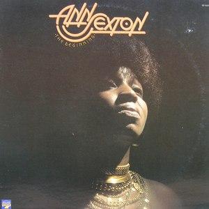 Ann Sexton альбом The Beginning