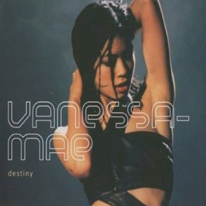 Vanessa-Mae альбом Destiny: The Best of Vanessa-Mae