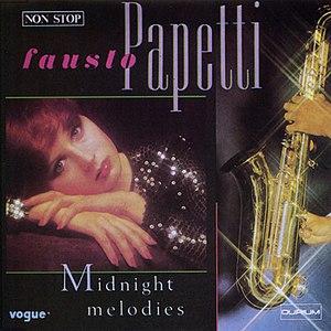 Fausto Papetti альбом Midnight Melodies
