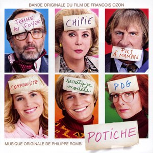 Philippe Rombi альбом Potiche (Original Motion Picture Soundtrack)