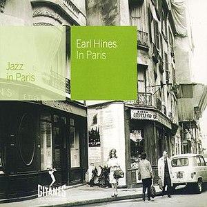 Earl Hines альбом Jazz in Paris - In Paris