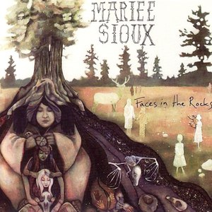 Mariee Sioux альбом Faces In The Rocks